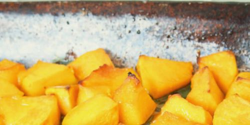 Maple Buttercup Squash