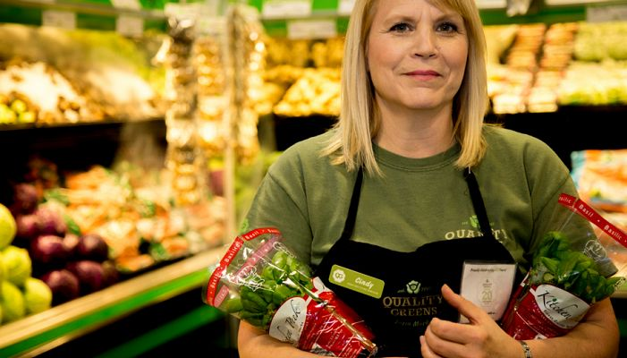 Food Demonstrator For Retail Stores